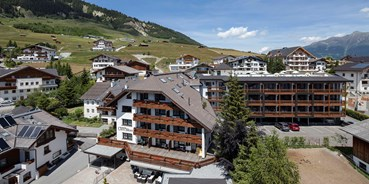 Allergiker-Hotels - Pools: Innenpool - Tirol - Chesa Monte