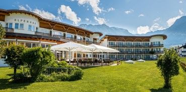 Allergiker-Hotels - Pools: Innenpool - Best Western Plus Hotel Alpenhof