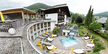 Allergiker-Hotels - Pools: Innenpool - Ortners Eschenhof