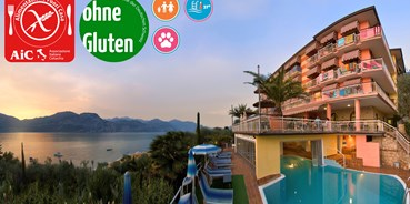 Allergiker-Hotels - Verpflegung: All-inclusive - Hotel Eden am Gardasee