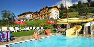 Allergiker-Hotels - Pools: Innenpool - Hotel Glocknerhof